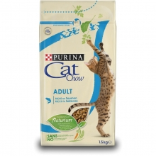 Cat Chow Adult Salmon & Tuna Blister 6x1,5 Kg