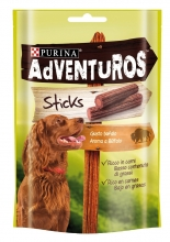 Adventuros Sticks Bufalo Caja 6x120g
