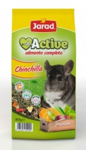CHINCHILLA JARAD ACTIVE 800 gr y 2 Kg