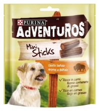 Adventuros MiniSticks Bufalo 90g