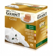 Gourmet Gold Terrine Pack 8x85g