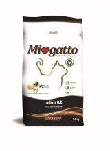 MIOGATTO ADULT RICO EN POLLO CON ARROZ 1.5 Kg